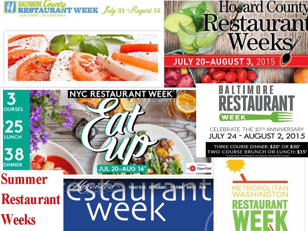 Baltimore Restaurant Week Best Deals
