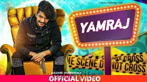 Yamraj Lyrics Gulzaar
