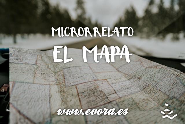 Microrrelato: El mapa