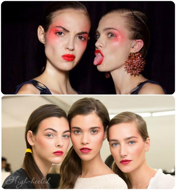 Главные тренды макияжа 2017