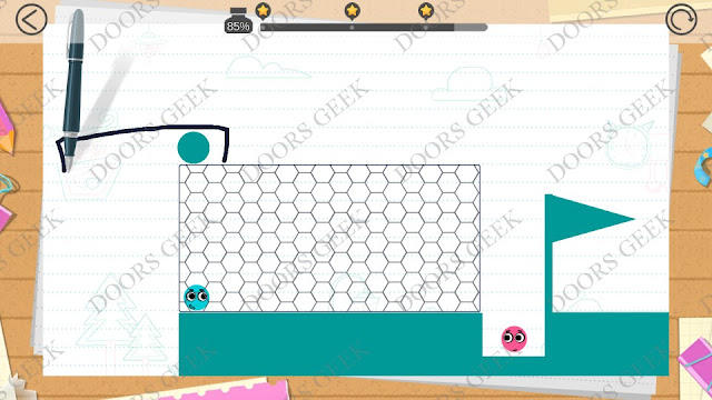 Love Balls Level 67 Cheats, Walkthrough, Solution 3 stars, for updated version