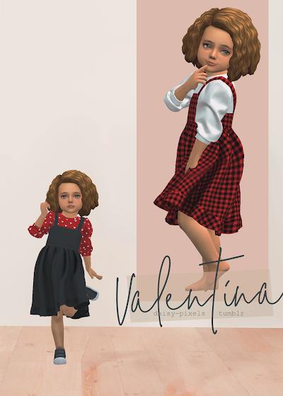 - ̗̀ Valentina Dress ̖́- (TS4)