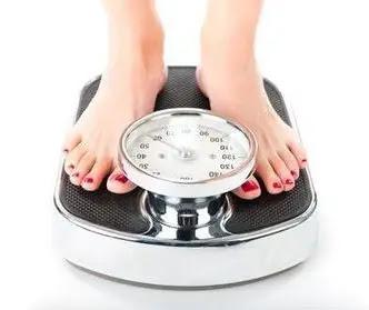 الزيادة في الوزن