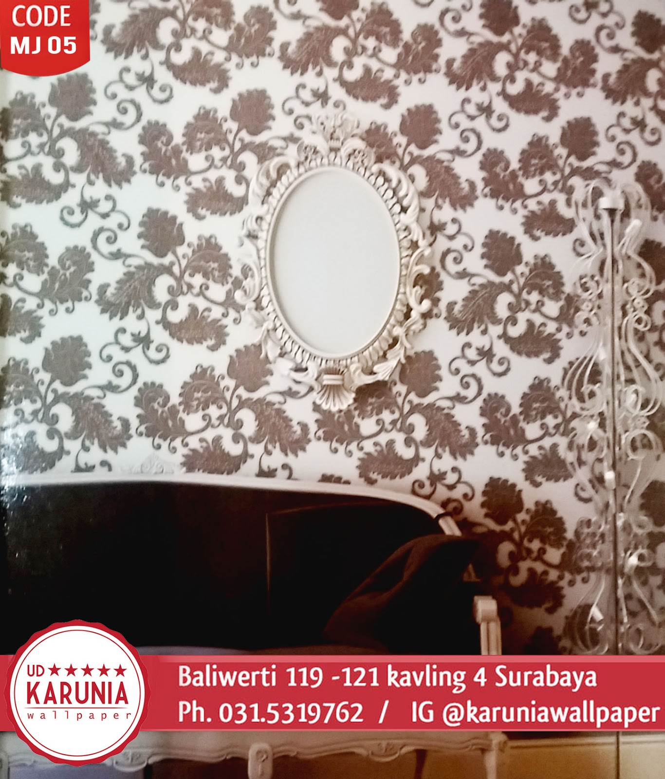 surabaya wallpaper dinding