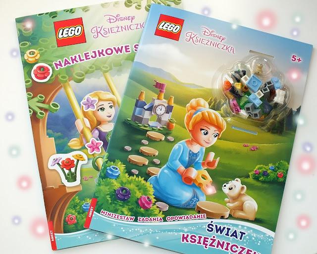 Kolekcja książek LEGO® Disney Księżniczki