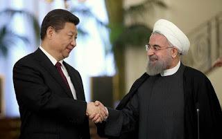چین وێ مهزنترین وهبهرهێنان د ئابوورا ئیرانێ دا بكهتن