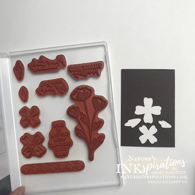 Store your punch jig with your stamps for easy access whenever you need it! | Nature's INKspirations by Angie McKenzie
