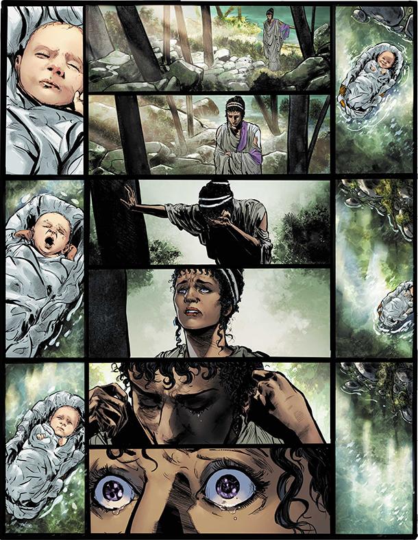 WONDER WOMAN HISTORIA: THE AMAZONS - 2