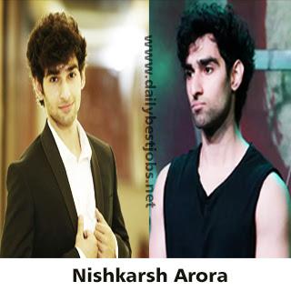 Nishkarsh Arora Roadies