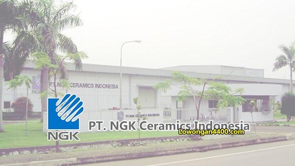 Lowongan Kerja PT NGK Ceramics Indonesia Bekasi
