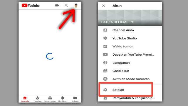 Cara Memindahkan Video Offline YouTube ke SD Card