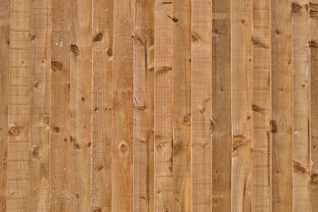 Light brown wood fence texture