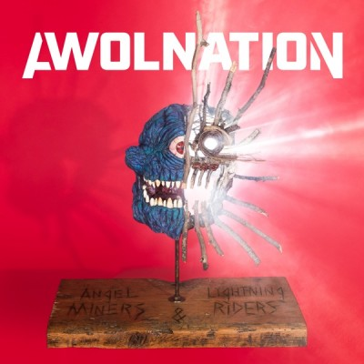 AWOLNATION - Angel Miners & the Lightning Riders (2020) - Album Download, Itunes Cover, Official Cover, Album CD Cover Art, Tracklist, 320KBPS, Zip album