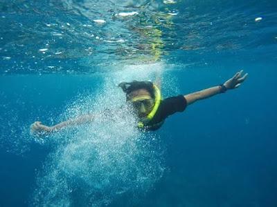 Jika selama ini kau mengira bahwa spot  4 Spot Snorkeling di Jogja Yang Nggak Kalah Keren Dengan Bali dan Lombok