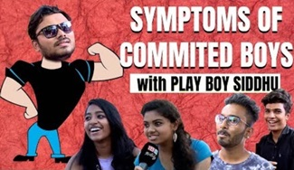 Symptoms of Committed Boy & Committed Girl? | Aaniye Pudunga Venam with VJ Sidhhu