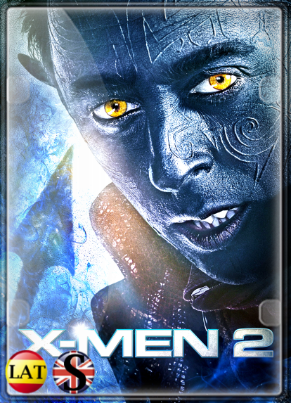X-Men 2 (2003) HD 1080P LATINO/INGLES