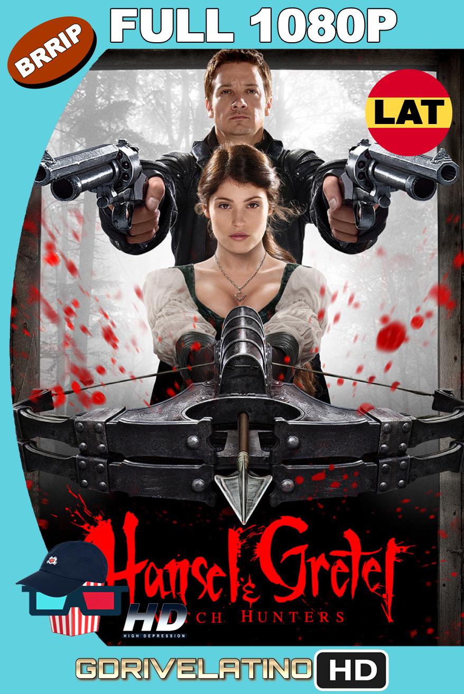Hansel & Gretel: Cazadores de Brujas (2013) BRRip FULL 1080p Latino-Ingles MKV