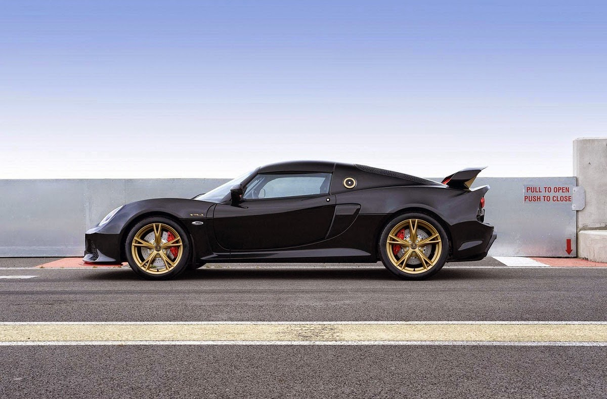 Car Reviews | New Car Pictures for 2018, 2019: Lotus Exige LF1