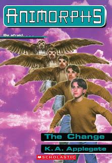 A hawk (Tobias) turns into a boy