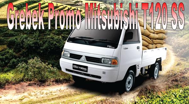 Promo Harga Kredit Mitsubishi Pickup Colt T120 SS Di Kec. Andir