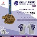 Young Lions Virtual Run • 2021