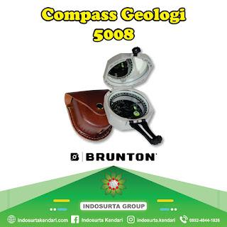 Jual Compass Geologi Brunton 5008 di Kendari
