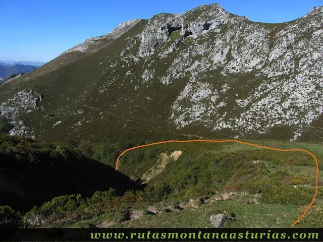 Ruta de los Arrudos y Corteguerón: De Majada La Carricera al Castiellu