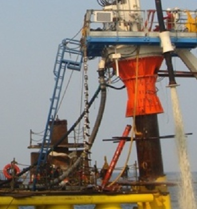 Pile top rigs having capacity of 0.5m-7m dia. and can reach 2000m deep in water