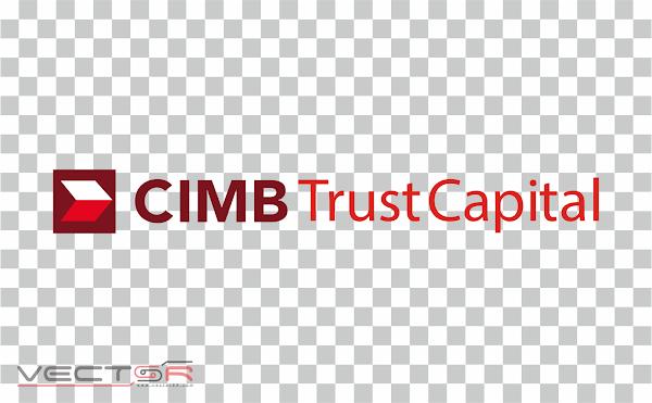 CIMB Trust Capital Logo - Download Vector File PNG (Portable Network Graphics)