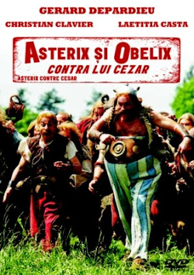 Asterix and Obelix vs. Caesar (1999) 140MB Hindi Dubbed Dual Audio (Hindi – English) BRRip HEVC MKV