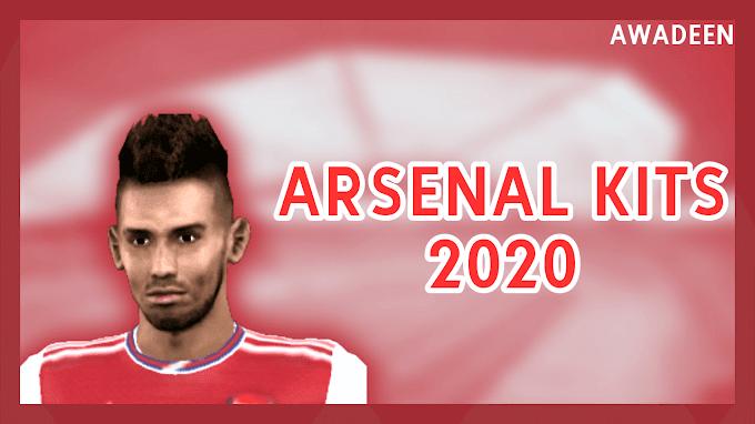 Arsenal 2019/2020 KIts-Dream League Soccer Kits