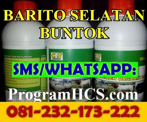 Jual SOC HCS Barito Selatan Buntok