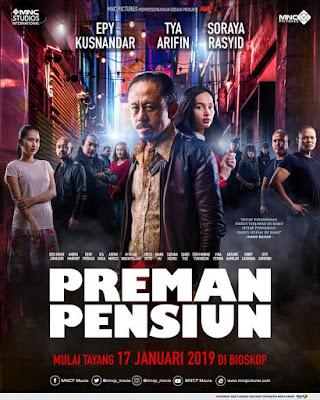 Film Preman Pensiun (2019)