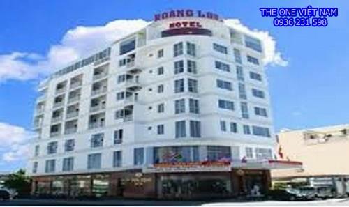 Cung cấp máy giặt sấy là công nghiệp Tolkar cho khách sạn tại Bình Thuận
