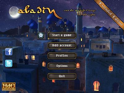 一千零一夜之阿拉丁神燈(Aladin and the Wonderful Lamp The 1001 Nights)!