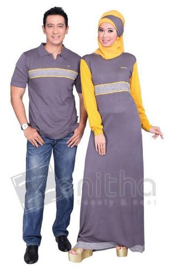 Model Baju Couple Untuk Santai Terbaru