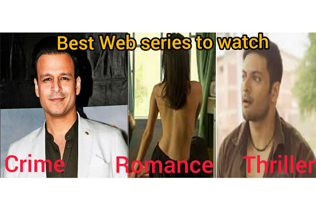 Best Web series in india