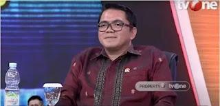 Hasril Chaniago Heran, Kenapa Arteria PDIP Manggut saja saat Dia Bicara PKI?