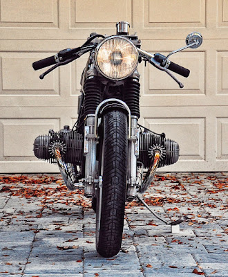 Real BMW Cafe Racer