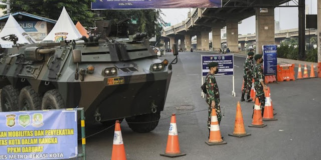 Nyusahin Rakyat, Perpanjangan PPKM Darurat Ditolak Relawan Jokowi