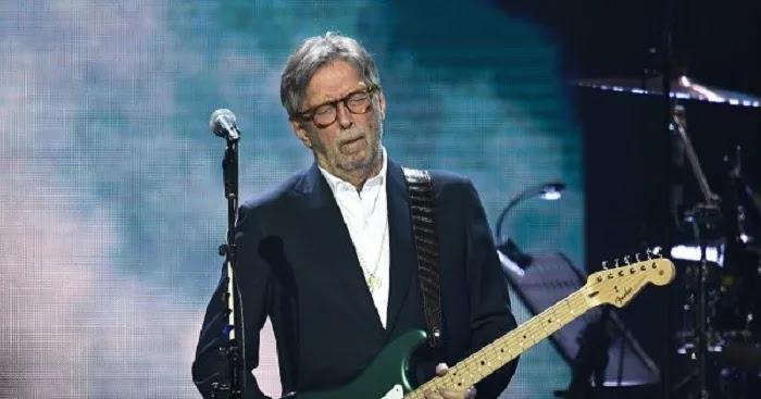 E.Clapton: «Τους πίστεψα και με κατέστρεψε το εμβόλιο» - Μιλά για «ψυχολογικά βασανιστήρια» a la Τ.Όργουελ