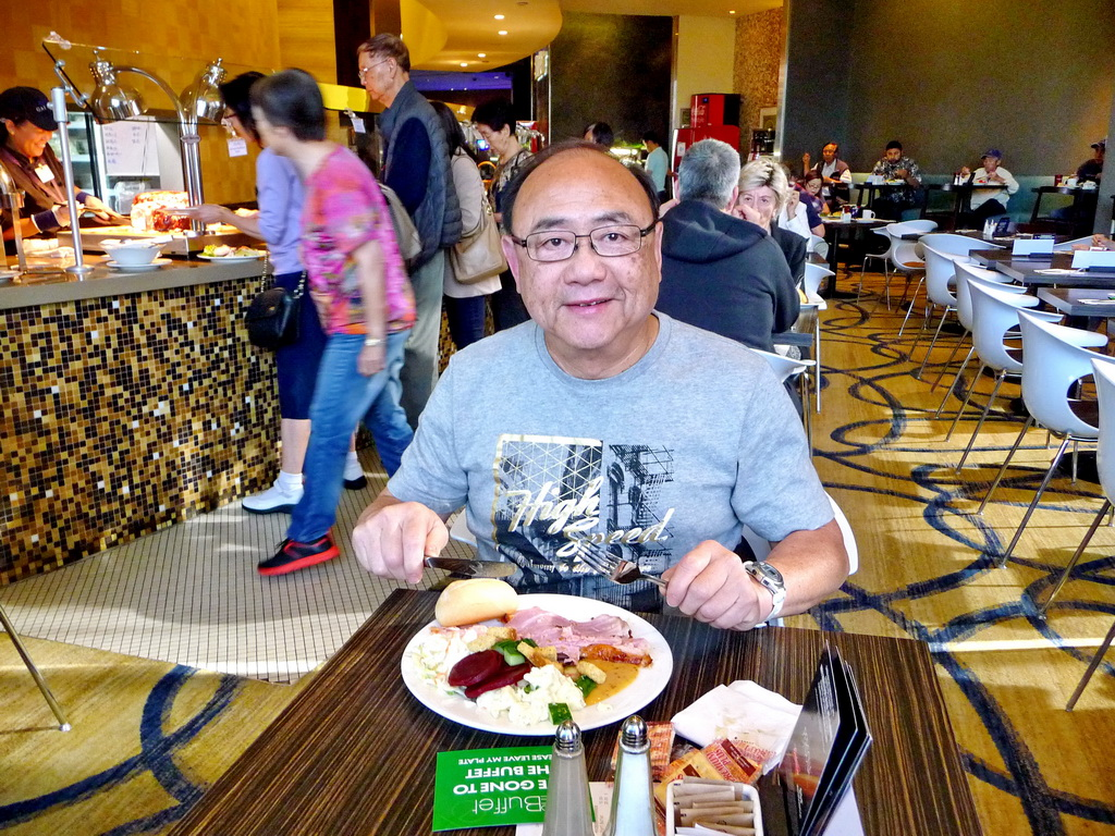 The Buffet At Grand Villa Casino