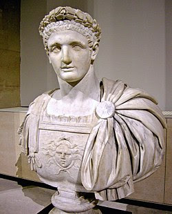 Domitian succeeded his brother Titus as emperor in 81AD