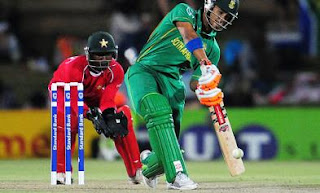 JP Duminy 96* - South Africa vs Zimbabwe 2nd T20I 2010 Highlights