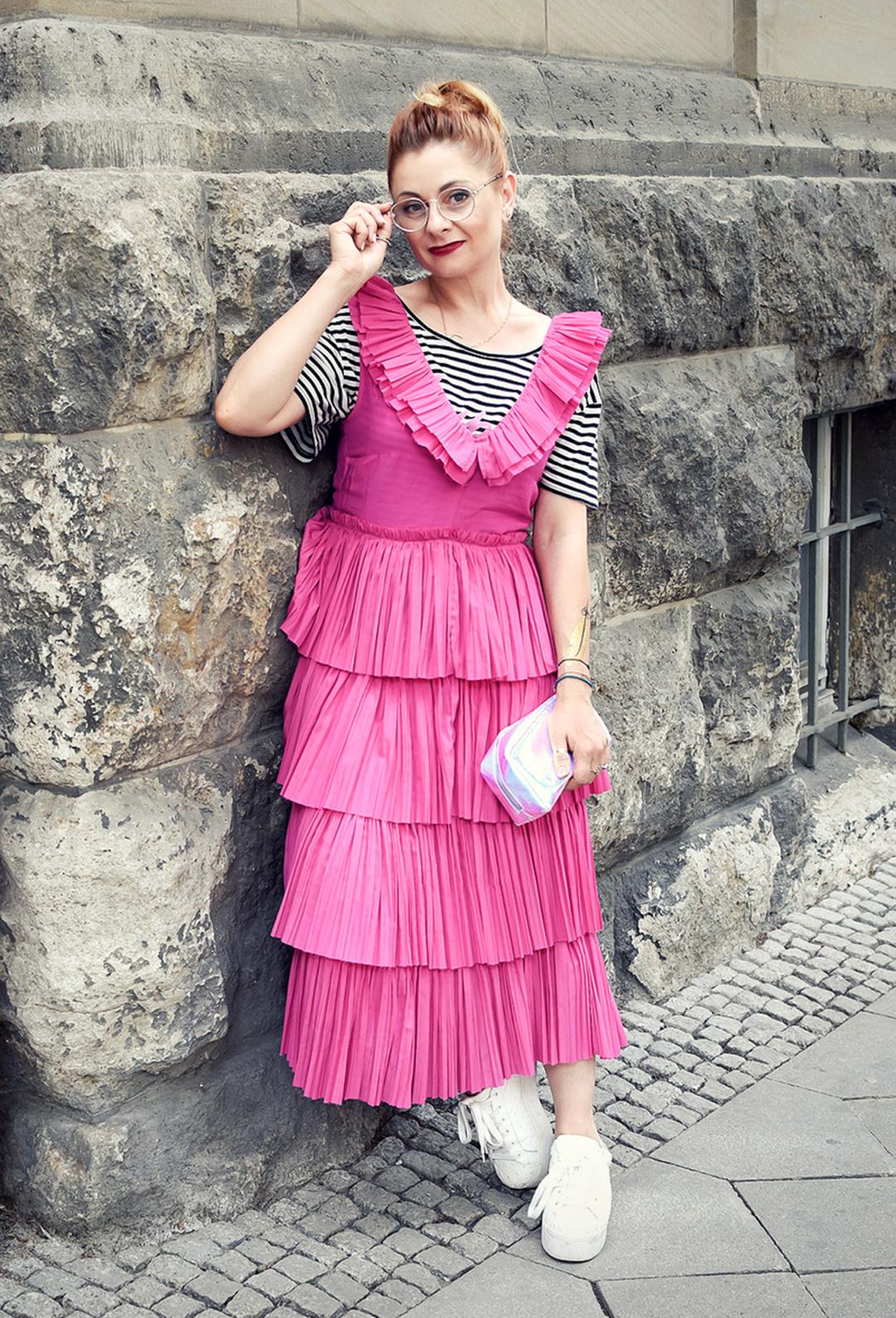 schöne Sommerkleider für Frauen, Outfits für Frauen über 40, H&M