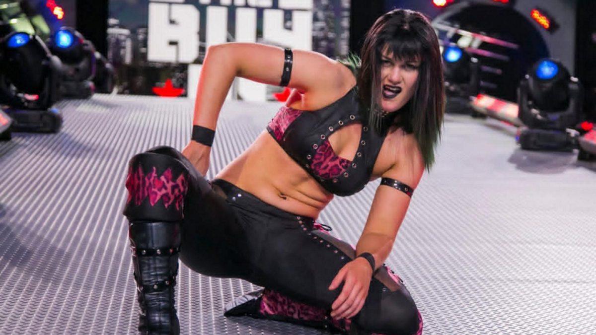 Bea Priestley assina oficialmente com a WWE
