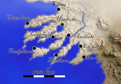 Mapas Rol La Garra