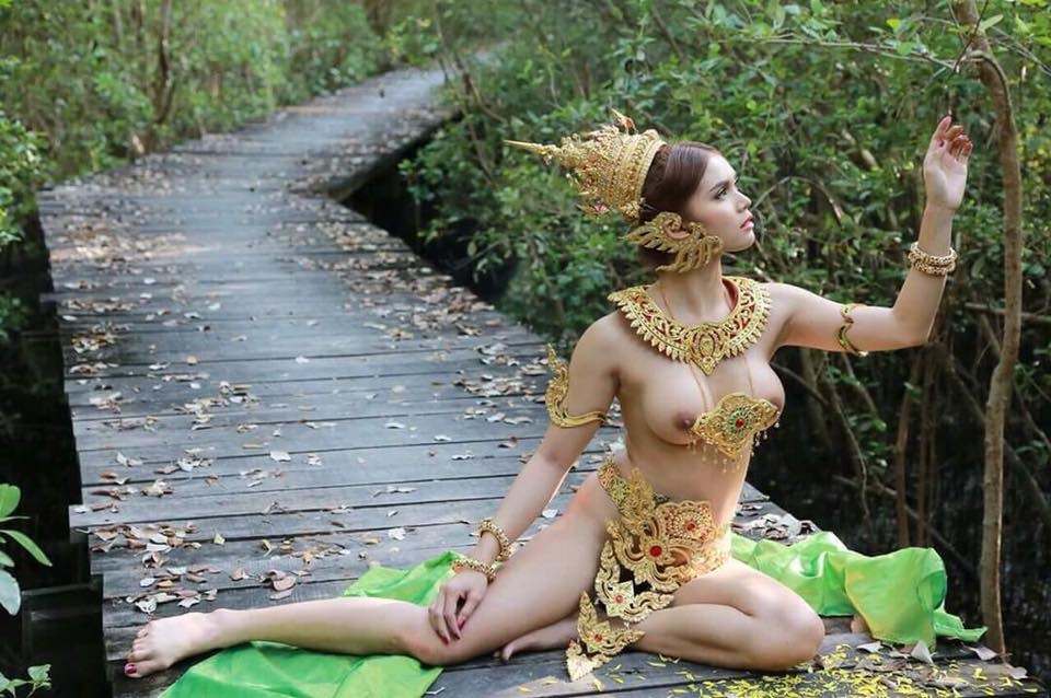 Thai Play Sex Naked Dance 87