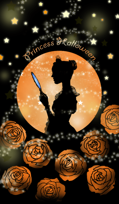 Princess Halloween *