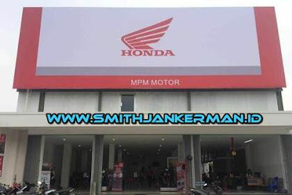Lowongan MPM Motor Pekanbaru April 2018